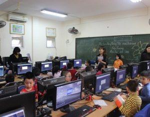 Tác dụng của cuộc thi giải Toán qua mạng với học sinh lớp 1