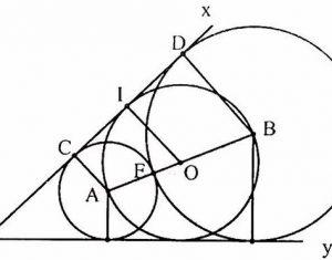 Phương pháp giải bài toán về Đường tròn môn Hình học lớp 9