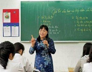 Phương pháp rèn luyện và dạy Văn cực hay dành cho giáo viên