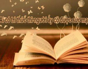 Mối quan hệ giữa giáo dục Tri thức và Đạo đức cho con