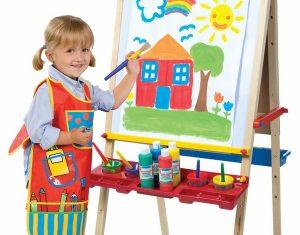 Vì sao nhiều phụ huynh ngăn cản khi con theo học trường Vẽ?