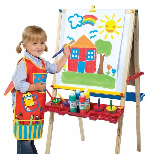 Học vẽ giúp trẻ phát triển trí tưởng tượng và khả năng sáng tạo