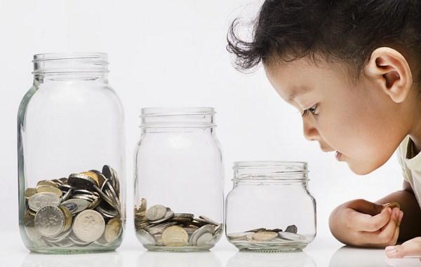 Trẻ được cha mẹ nuông chiều về mặt tài chính sẽ không hiểu được giá trị thực sự của đồng tiền