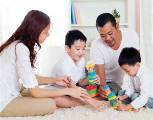 Bí quyết duy trì hạnh phúc gia đình và lợi ích mang lại cho con