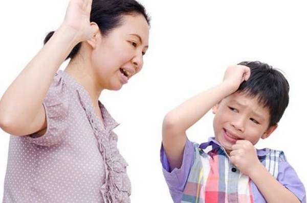 Thay đổi cách trò chuyện cùng con