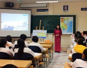 Chia sẻ kinh nghiệm giảng dạy của giáo viên giỏi môn Địa lí