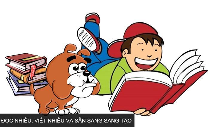 doc-nhieu-viet-nhieu-de-sang-tao-khi-hoc-van
