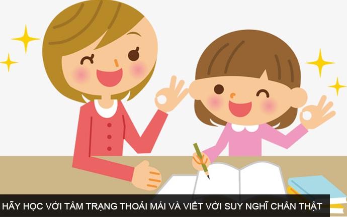 hoc-van-voi-tam-trang-thoai-mai-chan-that