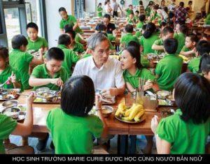 Các trường Tiểu học ở Hà Nội đào tạo môn Tiếng Anh chất lượng