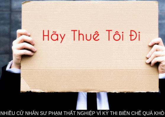 cu-nhan-su-pham-that-nghiep-nhieu
