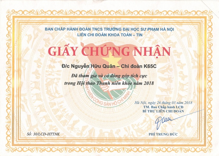 giay-chung-nhan-tham-gia-doan-doi-nguyen-huu-quan